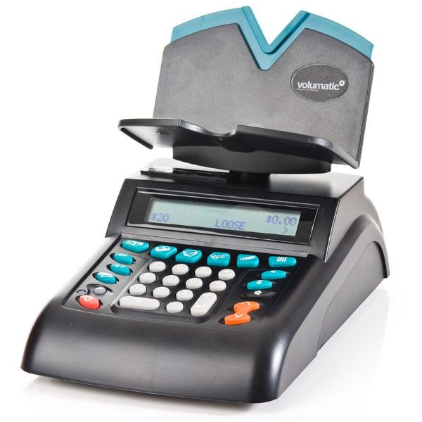 Volumatic Coin Counter